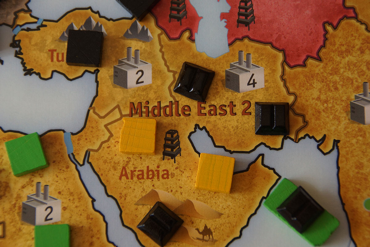 middle east conflict essay