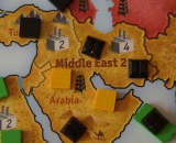 strategy game -  Middle East in Moral Conflict WWII strategy game