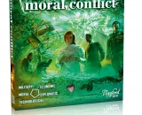 Strategy Game - 3D Box Art in Moral Conflict Strategy Game