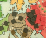 Strategy Game - Russia Invasion in Moral Conflict Strategy Game