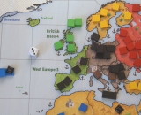Strategy Game -Europe at War in WWII -  in Moral Conflict Strategy Game