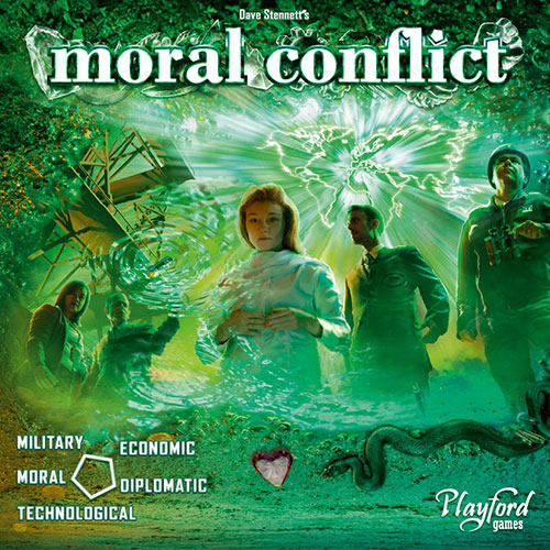 Moral Conflict Strategy Game
