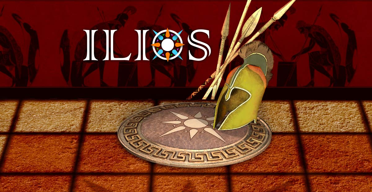 Ilios Kickstarter Abstract Strategy Game