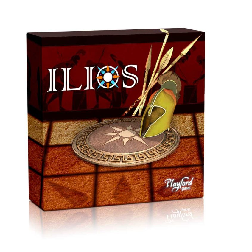 ILIOS Strategy Game First Edition