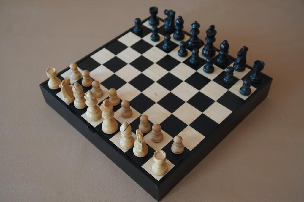 Wooden Chess Set Playford Games